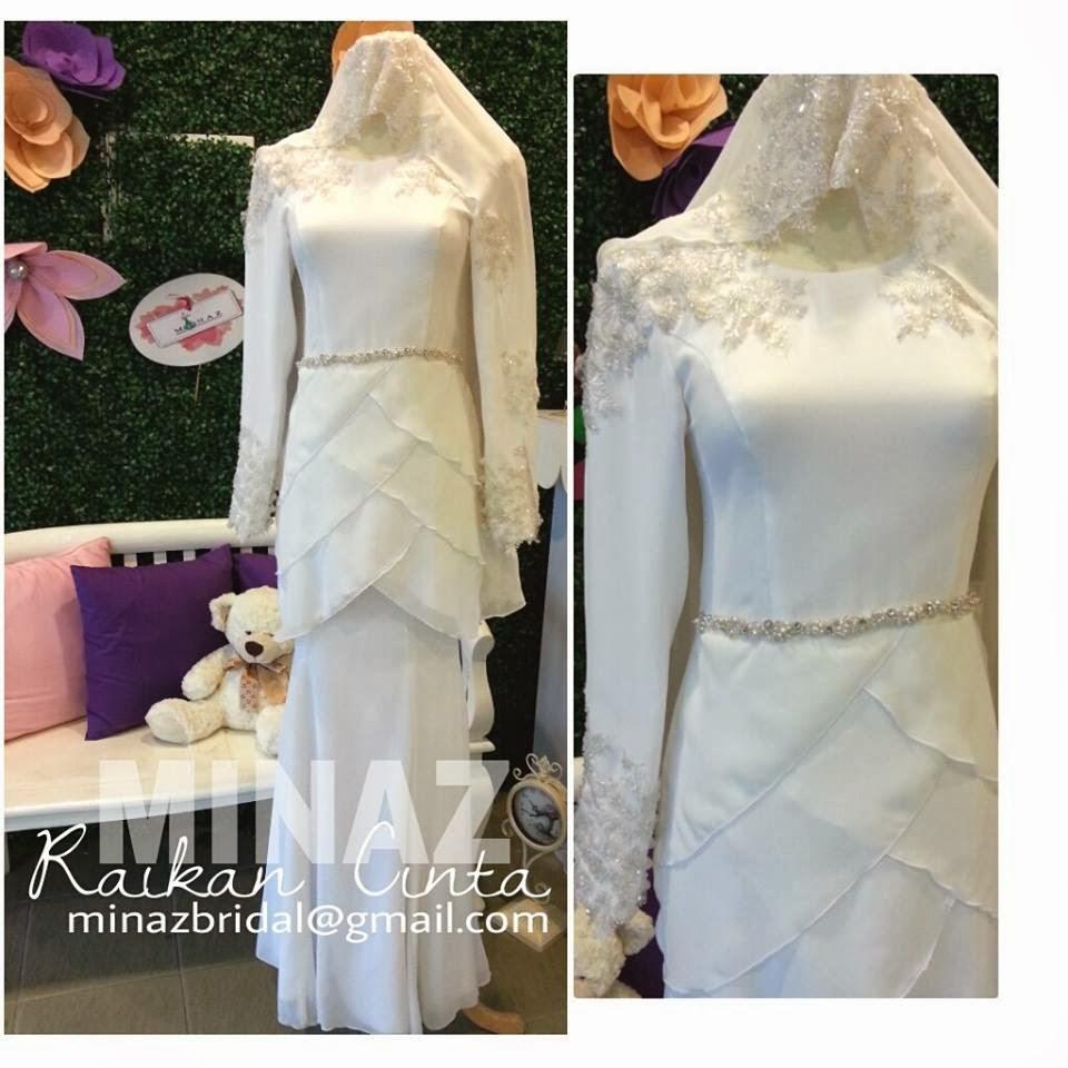 design baju nikah 2014