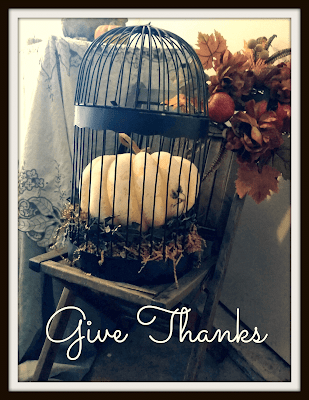 Thanksgiving 2015 - Gift Thanks - Desperately Seeking Surnames