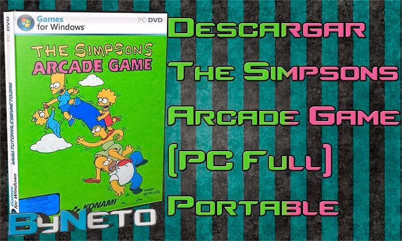 Descargar Descargar The Simpsons Arcade Game Pc Full