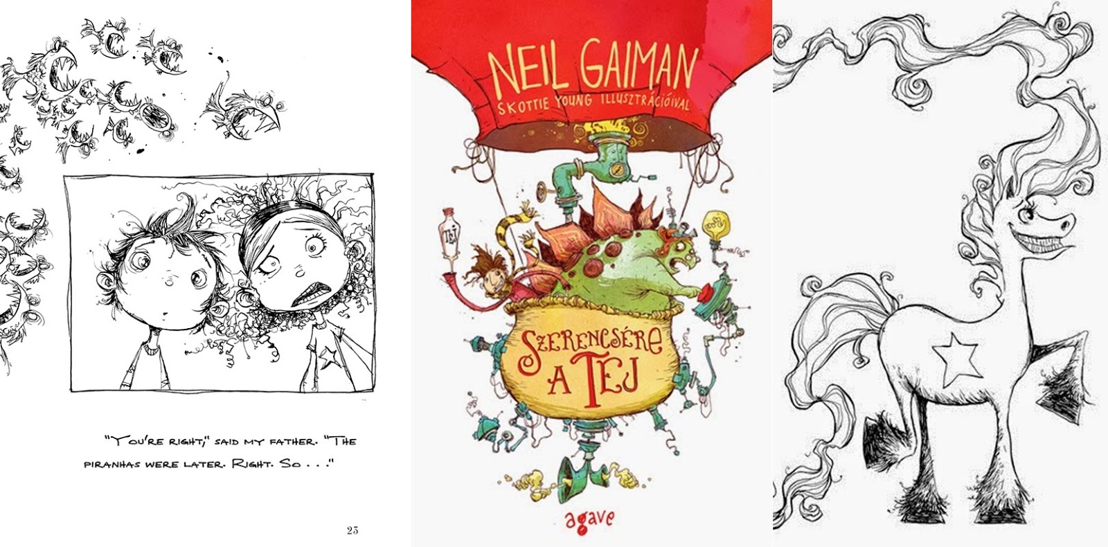 63b0e999f2 Sokszor emlegettem már Neil Gaimant itt a blogon is és a furcsán furcsa  kapcsolatom a műveivel, de valószínűleg éppen ezért a kivételes viszony  miatt jön ...