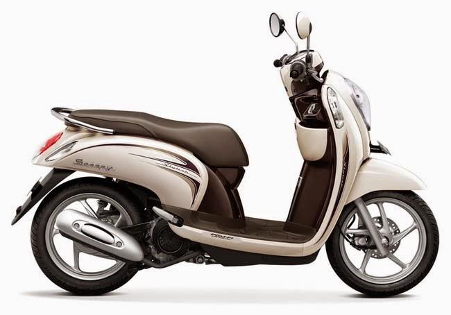 Harga Honda Scoopy FI