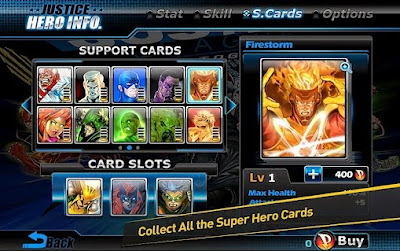 Justice League EFD MOD APK game modded