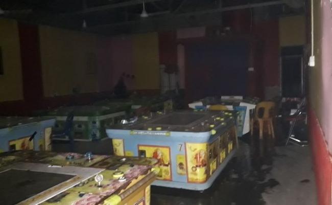Kelompok Massa Md Cs Bakar Lokasi Gelper Kampung Aceh Batam