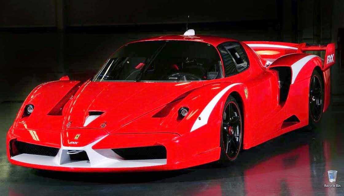 Windows 7 Red Car Theme