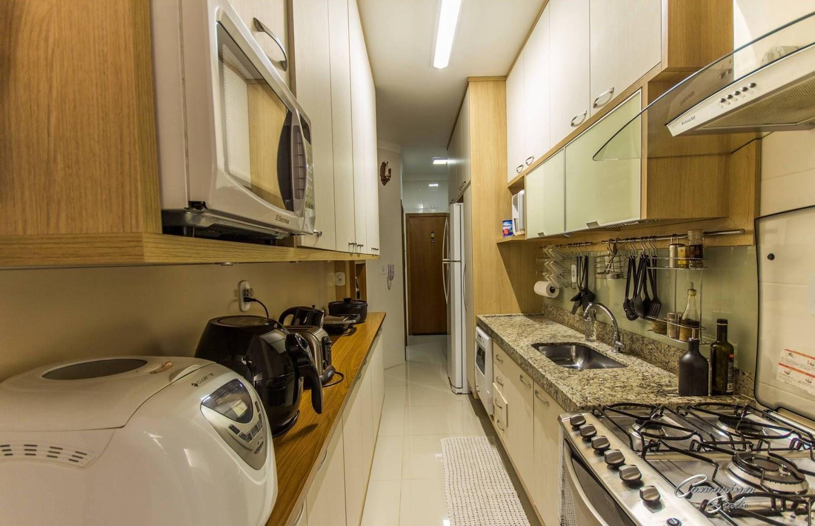 Érica Marina Ribeirão Preto: Como planejar uma cozinha corredor #654C24 1600 1034