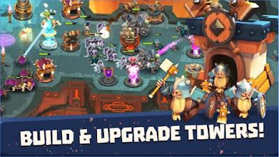Castle Creeps TD Mod Infinite Gold/Gems Apk v1.21.0
