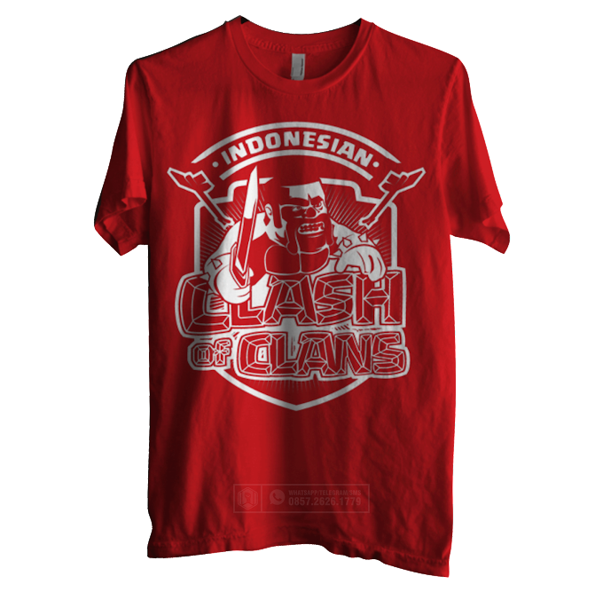 Kaos Komunitas Gamer Clash of Clans