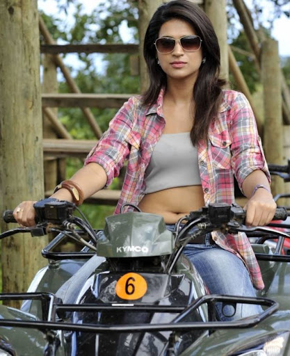 Shraddha Das Latest Spicy Stills in Jeans and Shirt