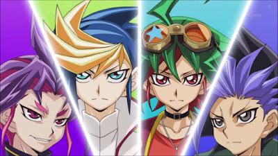 Ver Yu-Gi-Oh! Arc-V Online