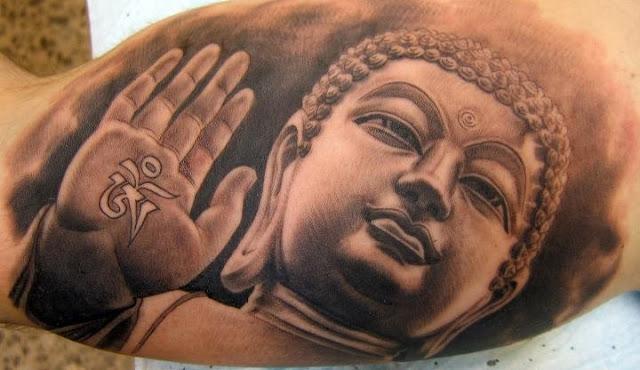 El significado de tatuajes Budistas