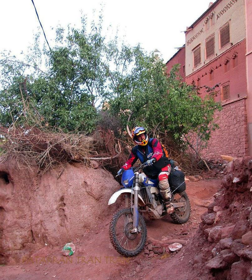 DRZ400. Trail Forever por el Atlas Marroquí. Dia 2