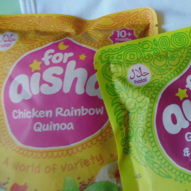 For Aisha stage 3 baby food