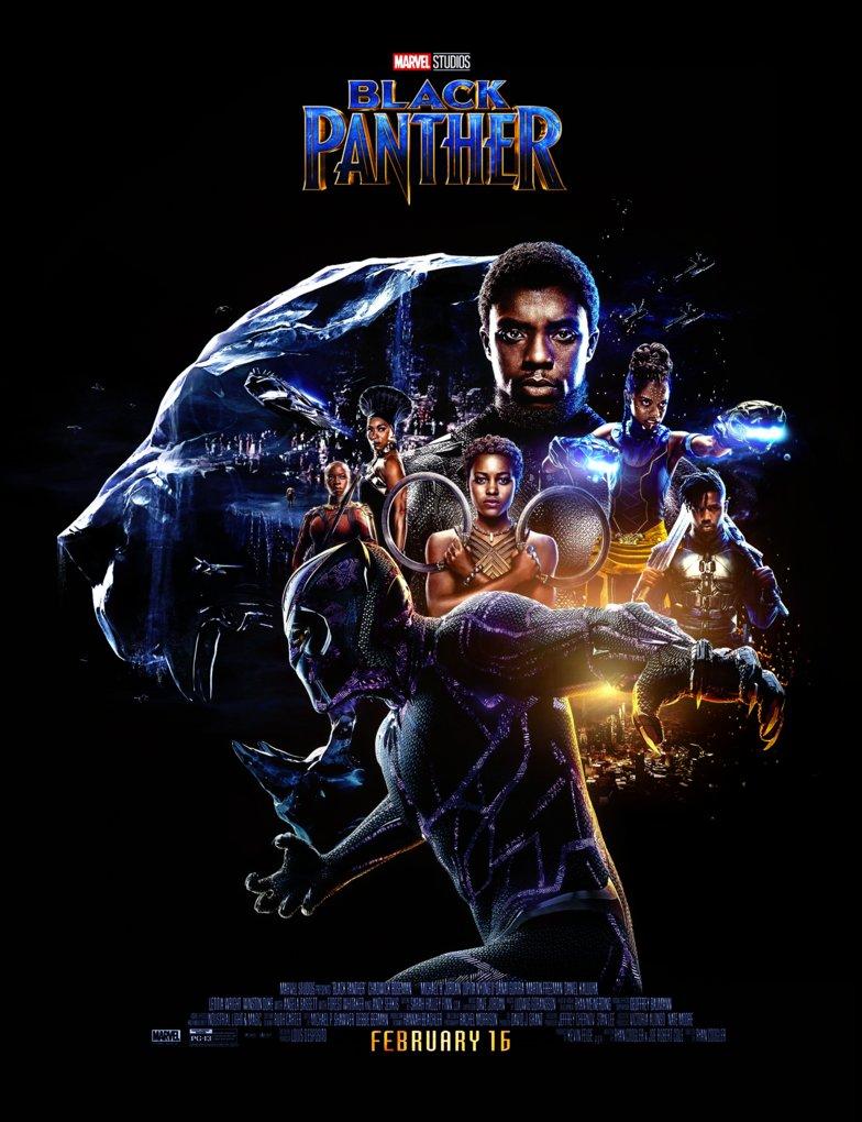 Black Panther [2018] WEB-DL & BluRay 1080p / 720p x264