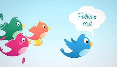 Cara Cepat Cari Follower Twitter