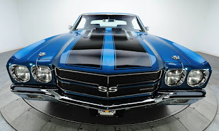Chevrolet Chevelle Eye Look