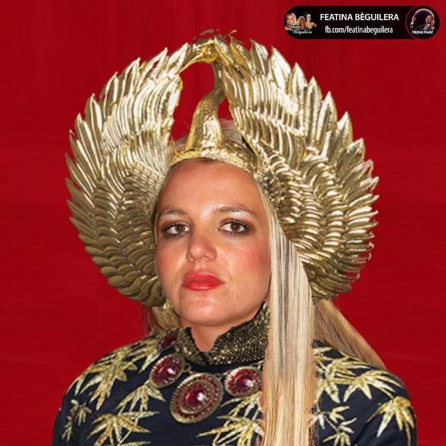 Britney Spears Bích Nụ 11