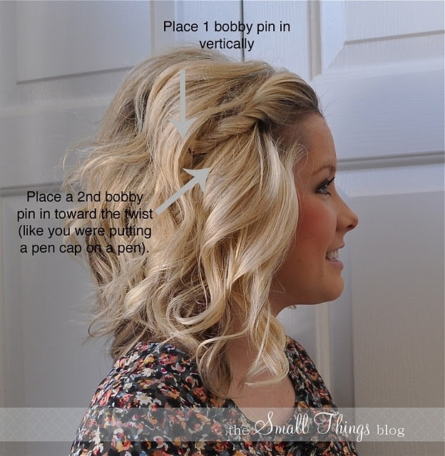 The Two-Boddy-Pin Front Twist