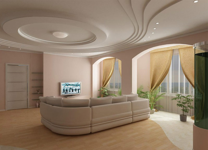 new gypsum ceiling design for living room 2019 rh decorpuzzle com