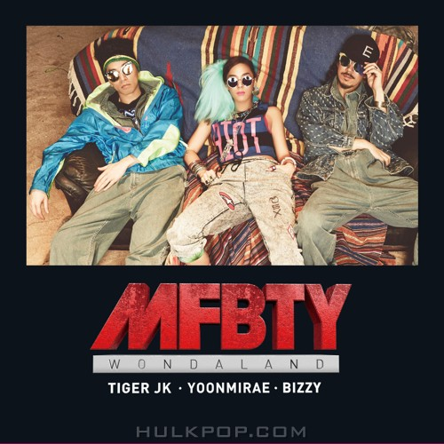 MFBTY (Yoon Mi Rae, Tiger JK, Bizzy) – WondaLand (FLAC + ITUNES PLUS AAC M4A)