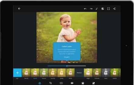 تحميل برنامج فوتوشوب لتعديل الصور Adobe Photoshop Express  للاندرويد