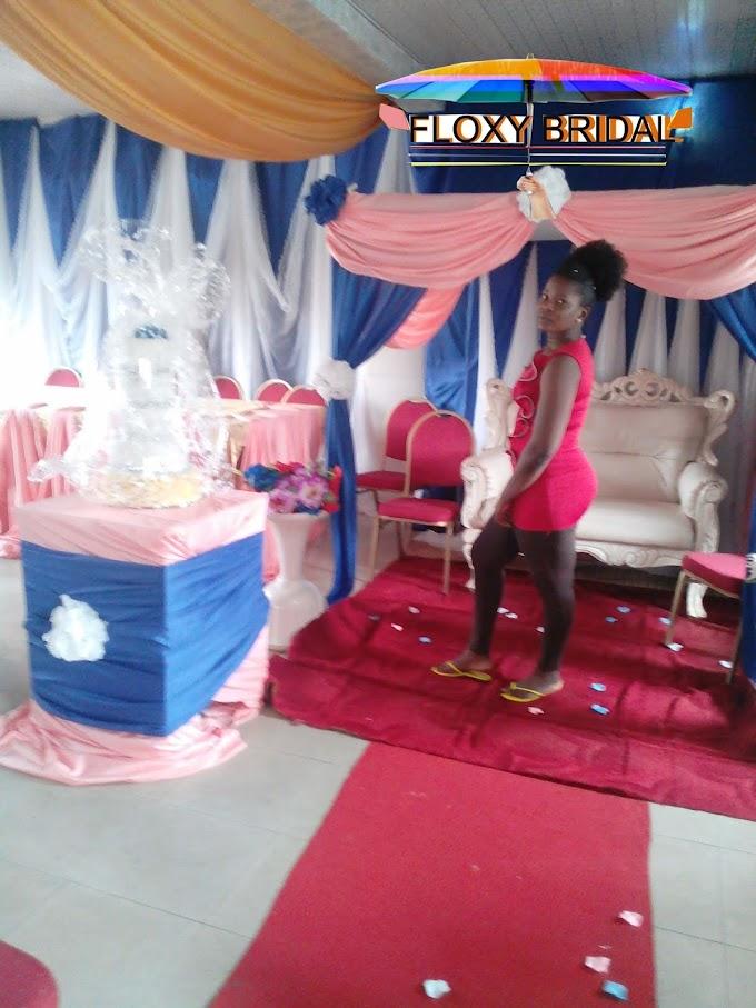 Hello! , meet FLOXY  A wonderful Bridal Make over