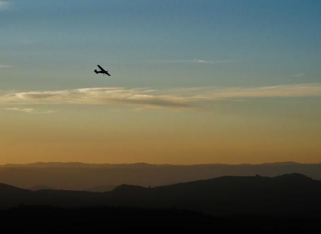 Pôr do Sol, em Monte Verde