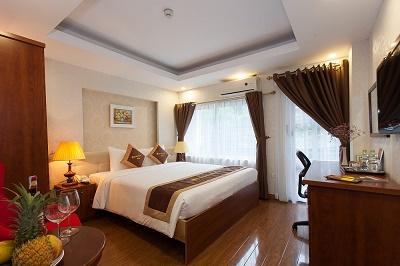Khách sạn Hanoi Diamond King thiết kế ấm cúng, trang nhã và hiện đại IMG_7699