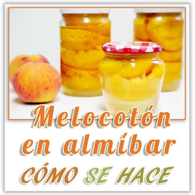 MELOCOTÓN EN A...