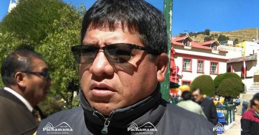 Ordenanza regional para suspender Evaluación de Desempeño Docente en Puno se estanca, informó dirigente del SUTEP