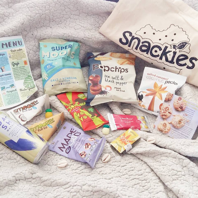 snackies box-healthy-gourmandises-avis