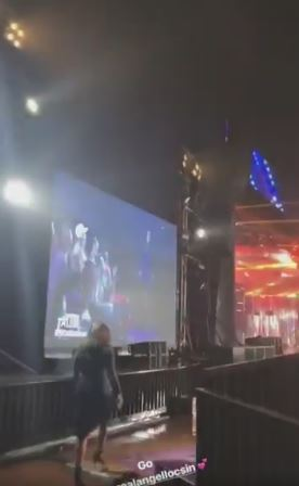 Angel Locsin's Grand Entrance On PGT Live Shows