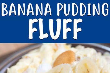 Banana Pudding Fluff