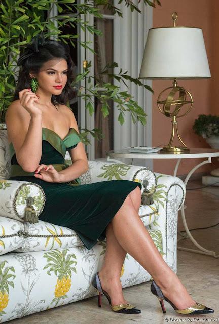 Figurino Nada será como antes, Beatriz (Bruna Marquezine), vestido