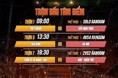 Bản tin AoE Thứ Sáu ngày 26/3: Thái Bình vs Hà Nội, Chim Sẻ Đi Nắng và No1 tiếp tục sát cánh