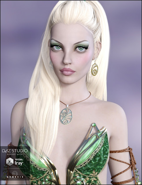 Grutilda for Genesis 3 Female and Genevieve 7