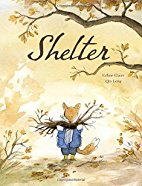 Book cover - Shelter, by Celine Claire