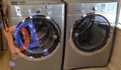 Perbedaan Mesin Cuci Front Load dan Top Load