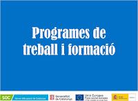 Programes de Treball i Formació