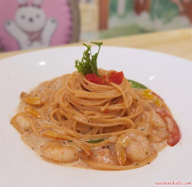 Sunny Queen Malaysia, Italian Cuisine, Sunny Queen, Taiwan Italian Restaurant, Dining in Wonderland, Sunway Pyramid