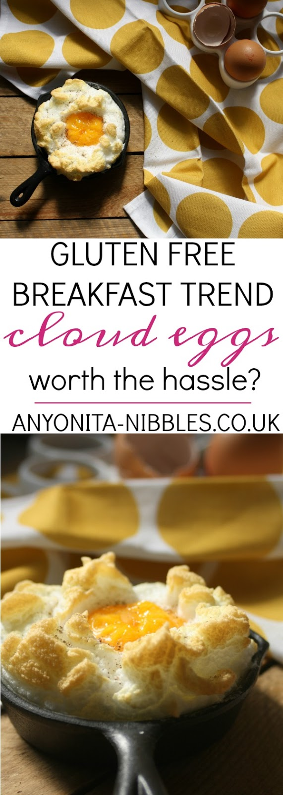 #cloudeggs the breakfast trend from Anyonita Nibbles