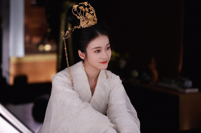 Princess Silver Sophie Zhang Xueying