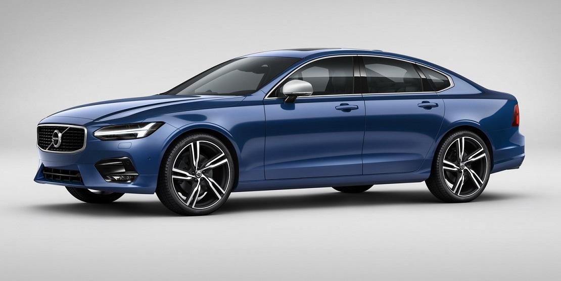 S 90 3 >> Volvo S90 Ve V90 R Design Tanitildi Sekiz Silindir