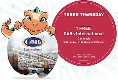 My U Mobile App Free CARs International Car Wash