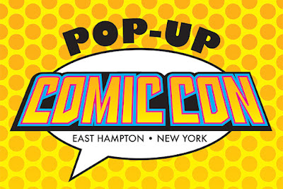 E.J. Stevens to Attend East Hampton NY Comic Con August 7th