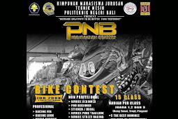 Bike Contest PNB Modification 2018 di Bali