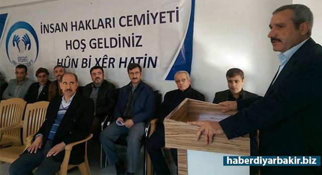 DİYARBAKIR-Genel kurul toplantısı Dicle Üniversitesi Genel Sekreteri Hacı Yılmaz'ın Divan başkalığı, Avukat Nesip Yıldırım ve Araştırmacı Kamil Özgüven üyeliğinde gerçekleşti.