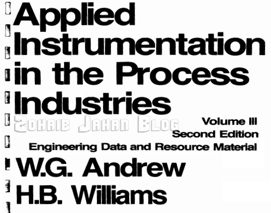 Applied Instrumentation in Process Control