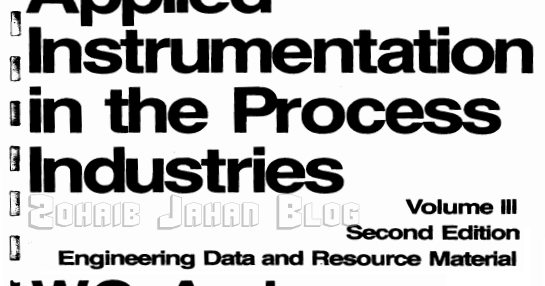 Applied Instrumentation in the Process Industries PDF