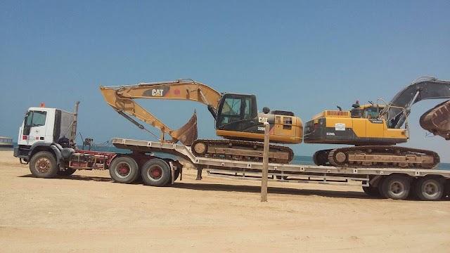 دراسة جدوى مشروع تأجير نقليات ومعدات ثقيلة