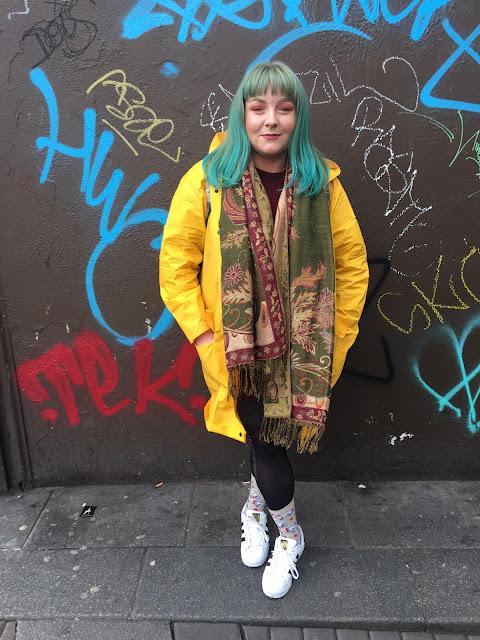 Emily Cains, Dublin street style, בלוג אופנה